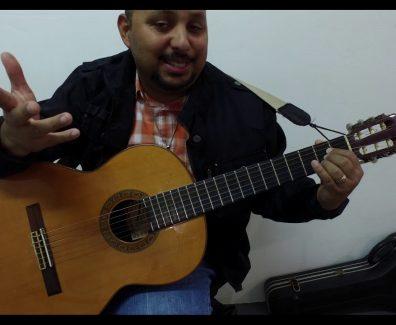 """Clase de guitarra (Clase #6) – """"Suenan las campanas"""", """"De la montaña"""", """"El jolgorio"""""""