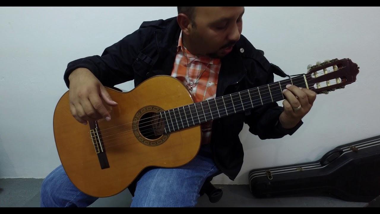 """Clase de guitarra (Clase #7) – """"A las zarandelas"""",  """"El lechón"""",  """"La paloma"""",  """"Con la pulla doblá"""""""