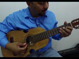 Clases de Cuatro Puertorriqueño (Clase #7) – Aguinaldo Jíbaro (mi menor)