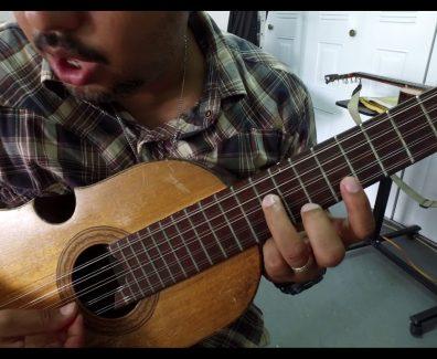 Clases de Cuatro Puertorriqueño (Clase #4) – Seis Canto Hondo de Vieques
