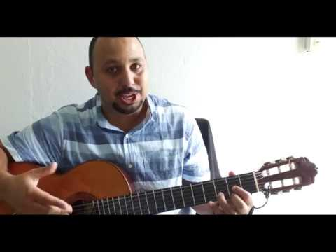 Clases de guitarra (Clase #2)