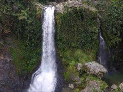 El Salto Mete Miedo (Cascada) en Orocovis, PR